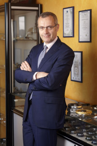 Alberto Bartoli, Managing Director of Sabaf Group
