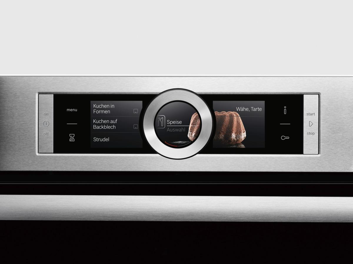 Bosch new oven