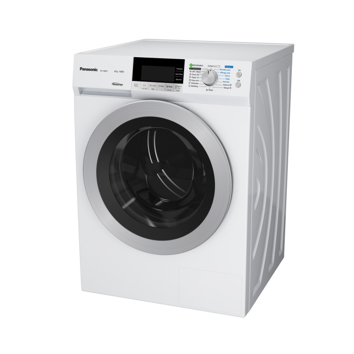 Panasonic  Two New Washing Machines With Smart Sensor