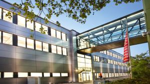 Neue Montagehalle im Miele-Werk Bielefeld