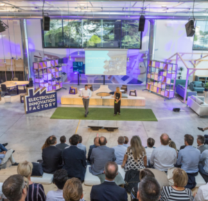 Electrolux Inaugurated Its Innovation Factory Rold Is Among The